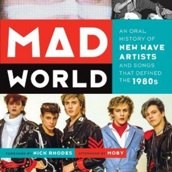 'Mad World' book cover