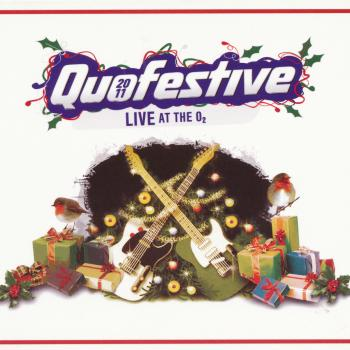 'Quofestive live at the O2' album cover