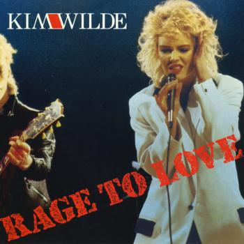'Rage to Love' single sleeve