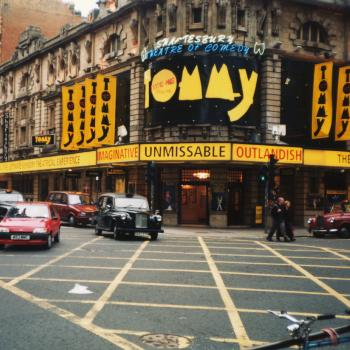 Shaftesbury Theatre, 1996