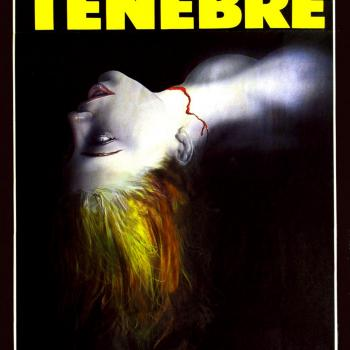 'Tenebre' movie poster