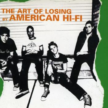 'The art of losing' single sleeve