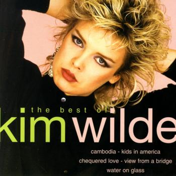 'The best of Kim Wilde' album cover
