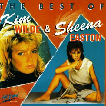 'The best of Kim Wilde & Sheena Easton' album cover