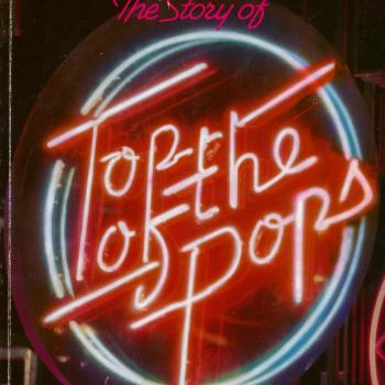 'The story of Top of the Pops' book cover