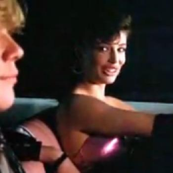 Scene of the movie 'Weird science' during which 'Turn it on' can be heard.