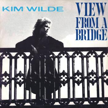 'View from a bridge' single sleeve