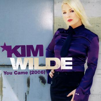 'You came (2006)' single sleeve