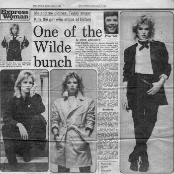 Daily Express (UK), March 23, 1981