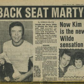 Evening times (UK), March 31, 1981