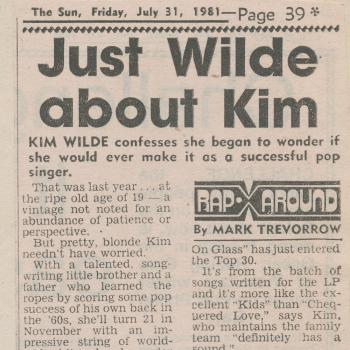 The Sun (UK), July 31, 1981