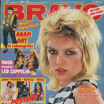 Bravo (Germany), September 3, 1981