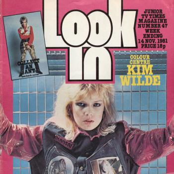 Look-In (UK), November 14, 1981