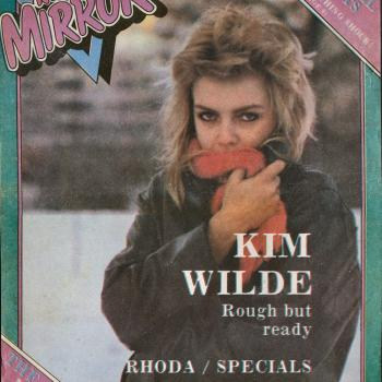 Record Mirorr (UK), January 23, 1982