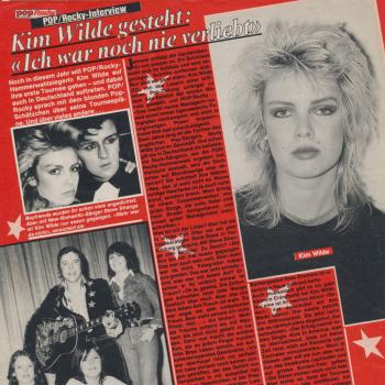 Pop/Rocky (Germany), February 1982
