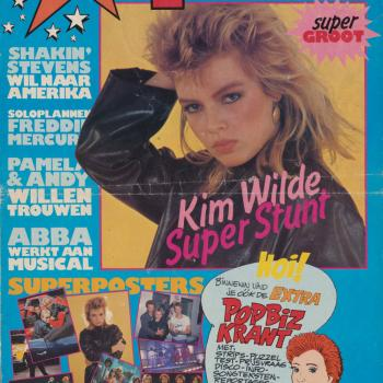 Popbiz (Netherlands), May 1982