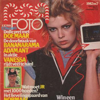 Popfoto (Netherlands), July 1982
