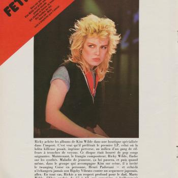 Rock & folk (France), September 1982