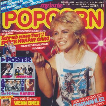 Popcorn (Germany), November 1982