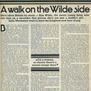 Woman's World (UK), June 1982
