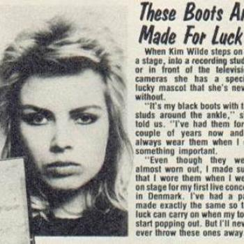 Blue Jeans (UK), January 22, 1983