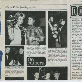 Music & Video Week (UK), February 19, 1983