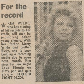 Daily Mirror (UK), August 16, 1983
