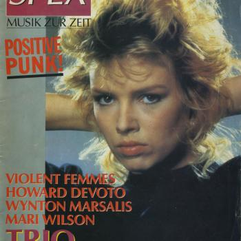 Spex (Germany), October 1983