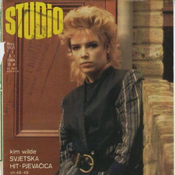 Studio (Yugoslavia), January 7, 1984