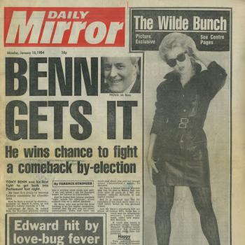 Daily Mirror (UK), January 16, 1984