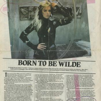 The Hot Press (UK), [date unknown], 1984