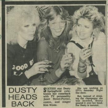 Daily Record (UK), April 26, 1985