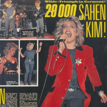 Bravo (Germany), April 1985