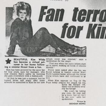 Daily MIrror (UK), October 30, 1986