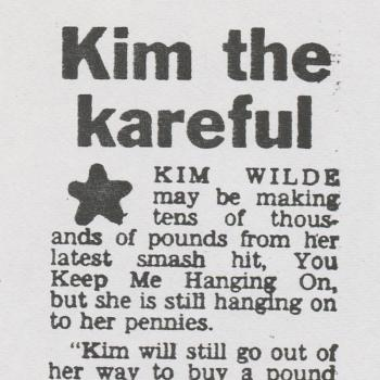 Daily Mirror (UK), November 14, 1986