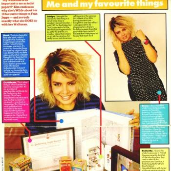 No. 1 (UK), July 25, 1987