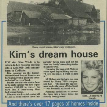 Welwyn & Hatfield Times (UK), November 12, 1987