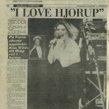 Expressen (Sweden), June 12, 1988