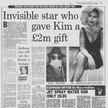 Daily Star (UK), June 30, 1988