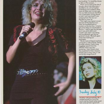 No. 1 (UK), July 30, 1988