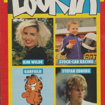 Look-In (UK), August 13, 1988