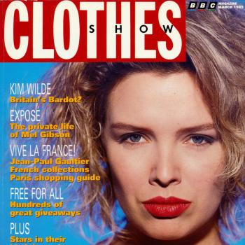 Clothes Show magazine (UK), March 1989
