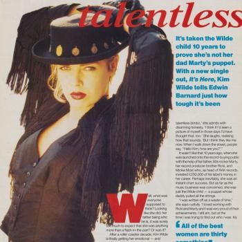 Number One (UK), April 7, 1990