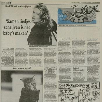 Leeuwarder Courant (Netherlands), October 6, 1990