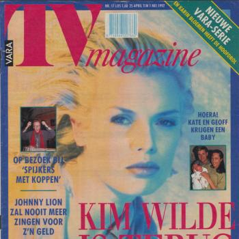 VARA TV Magazine (Netherlands), April 25, 1992