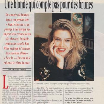 Weekend/L'express (France), September 4, 1992