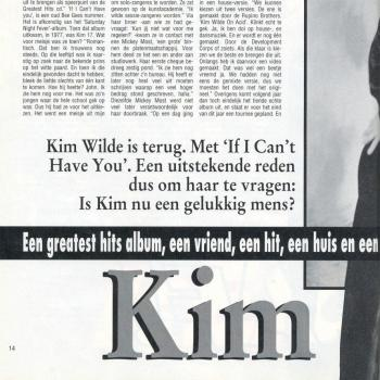 Club Veronica Magazine (Netherlands), November 1993