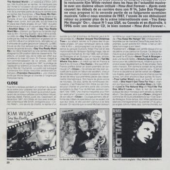 Jukebox (France), April 1996