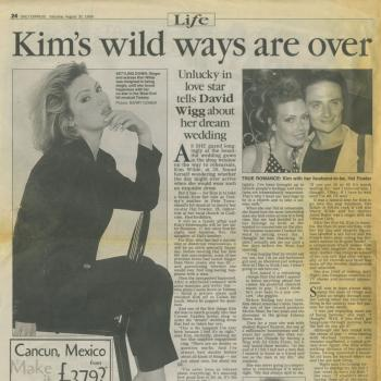 Daily Express (UK), August 31, 1996