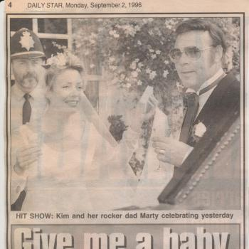 Daily Star (UK), September 2, 1996